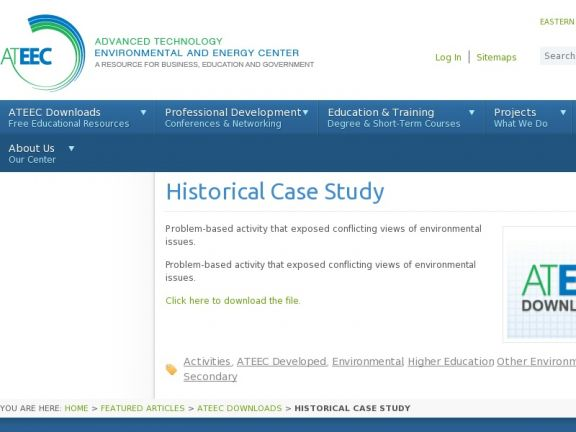 Historical Case Study icon
